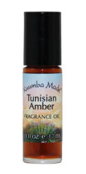 Kuumba Made Perfume Oil Tunisian Amber