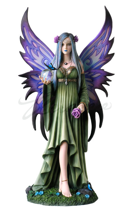 Large Mystic Aura Figurine by Anne Stokes