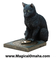 Lisa Parker Magical Cat His Masters Voice Statue