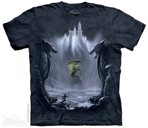 Lost Valley Dragon Tee Shirt