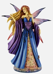 Magic Happens Fairy Figurine by Jessica Galbreth