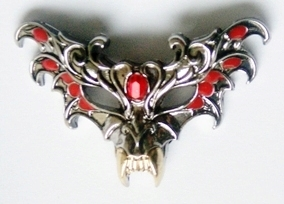 Masque of the Vampire for Immortality CN15  Briar Children of The Night Vampire Jewelry