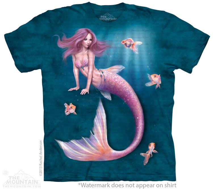 Mermaid T-Shirt 3841