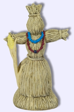 Corn Dolly statue