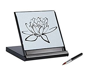Mini Buddha Board, 5-inch x 5-inch for Meditation Mini Buddha Board, 5-inch x 5-inch for Meditation