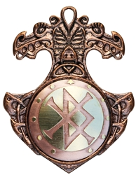 Norse Charm Pendant to Achieve Ambitions