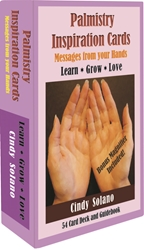 Palmistry Inspiration Cards