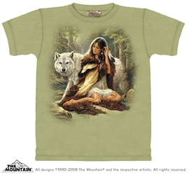 Protector Tee Shirt Native American Inspired T-Shirt