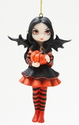 Pumpkin Pixie Fairy By Jasmine Becket-Griffith