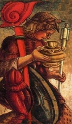 Sola Busca Revisited Tarot Deck by Elaine Wilkinson, Self Published