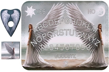 Spirit Guide Angel Board by Anne Stokes