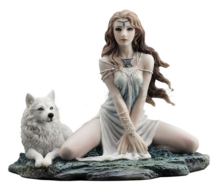 Storm Maiden Statue by Nemesis Now