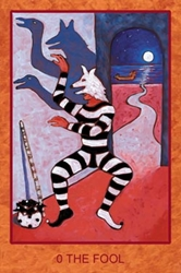 Tarot de St. Croix Tarot Deck by Lisa St. Croix, Self Published