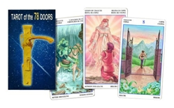 Tarot of the 78 Doors by Pietro Alligo (#HC)