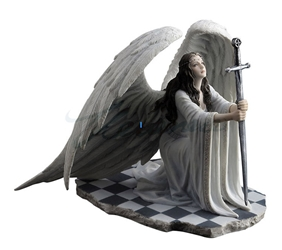 The Blessing Figurine by Anne Stokes The Blessing Figurine by Anne Stokes, Woman with Sword Statue