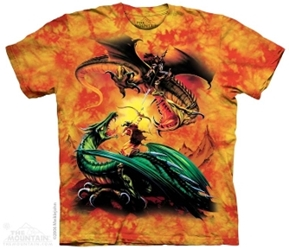 The Duel Dragon Tee Shirt