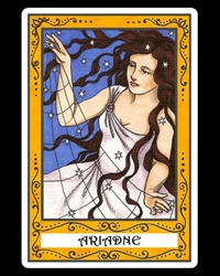 The Incidental Tarot Deck by Holly DeFount Self Published Tarot