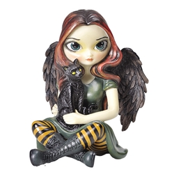 The Scare Crow Fairy Figurine by Jasmine Becket-Griffith