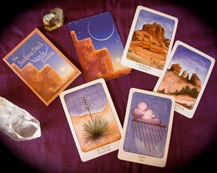 The Sedona Tarot Deck & Oracle Self Published