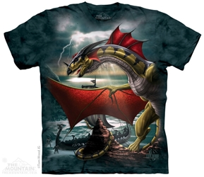 The Sentinel Dragon Shirt