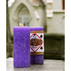 Tranquil Home Hoo Doo Candle by Motor City Hoodoo
