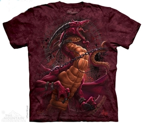 Unchained Dragon Tee Shirt