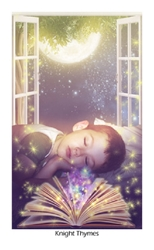 Vibrational Childrens Energy Cards Self Published Tarot Deck by Debbie Anderson