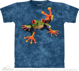 Victory Frog 3118 Frog Totem Tee Shirt