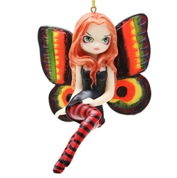 Vivid Wings Fairy Ornament by Jasmine Becket-Griffith