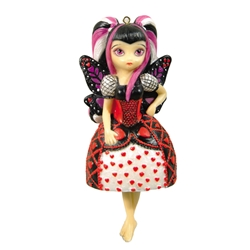 Where is My Valentine Fairy Ornament By Jasmine Becket-Griffith