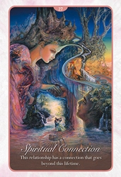Whispers of Love Tarot Oracle Cards by Josephine Wall and Angela Hart