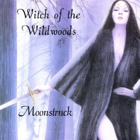 Witch of Wildwood CD by Moonstruck