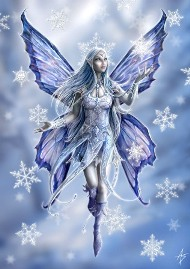 %27Snowflake Fairy%27 Cards