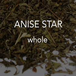 Anise Seed, Star - Whole
