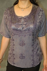 "Braja ""Amongst the Heather"" Top"
