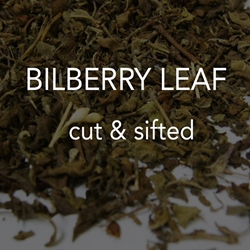 Bilberry Leaf c/s