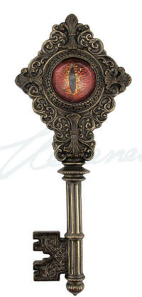 Dragon Eye Key Wall Plaque