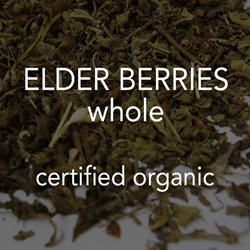 Elder Berries, Whole *co
