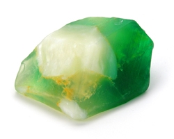 Holiday Scent! Emerald Soap Rock