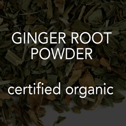 Ginger Root Pwd *co