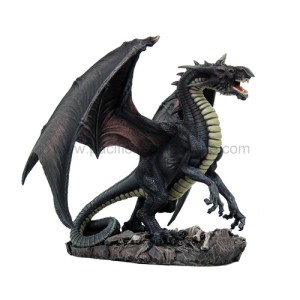 Rogue Dragon Figurine by Tom Wood