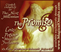 """The Promise""   Ultra Romantic Wedding Perfume  heromone enhanced with our exclusive SOULMATE pheromone formula!"