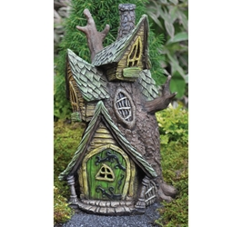 "Fairy Village - ""Treehouse"""