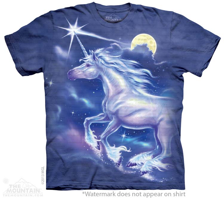 Unicorn Star T-Shirt 3870