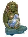 Preorder at great price! Millennial Gaia Statue By Oberon Zell