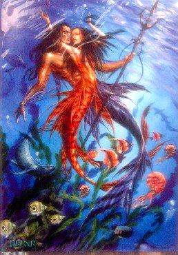 briar mythology card merfolk bgc merf