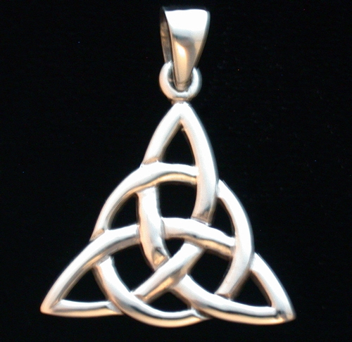 Triquetra Jewelry (Charmed Symbol)