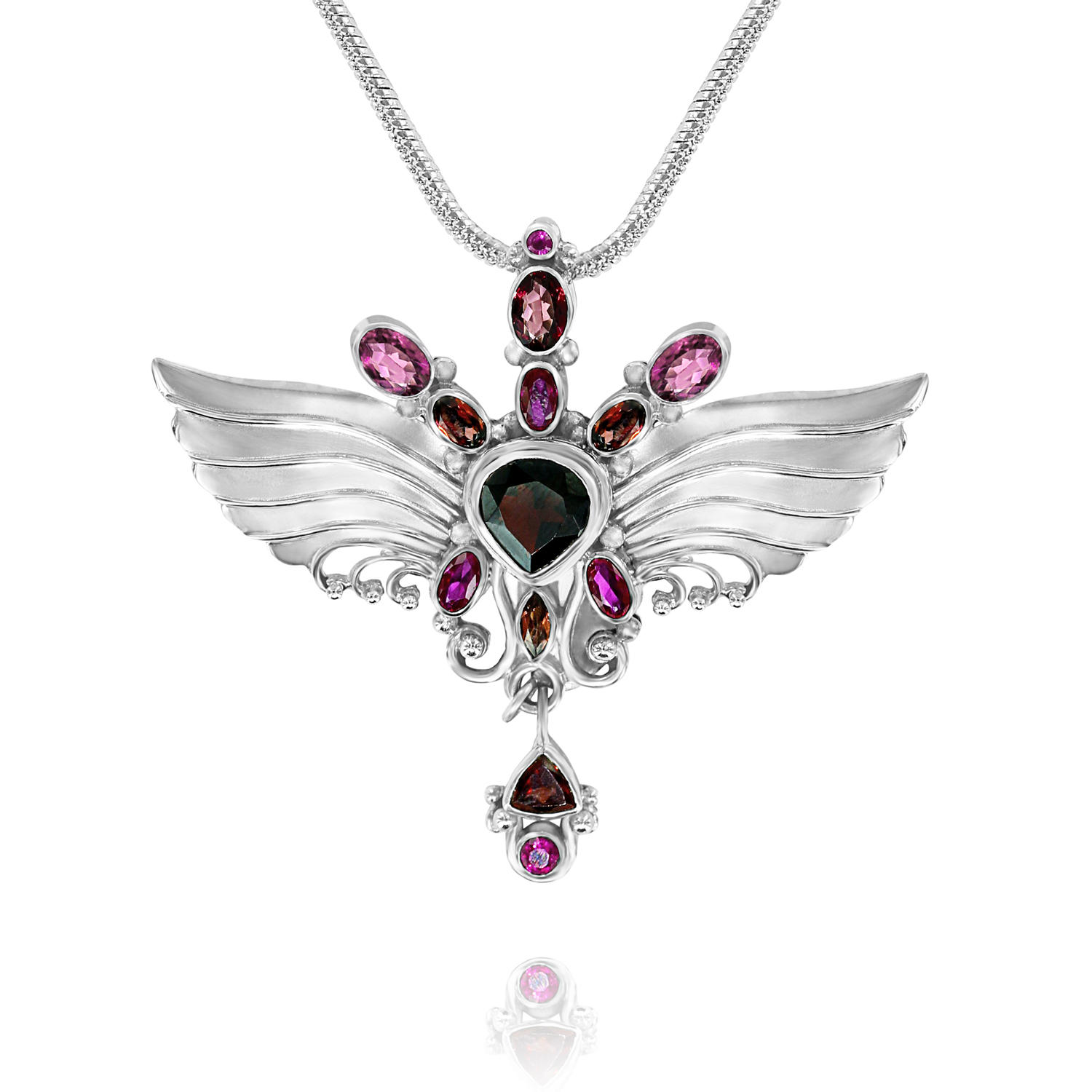 Angel Gemstone Jewelry