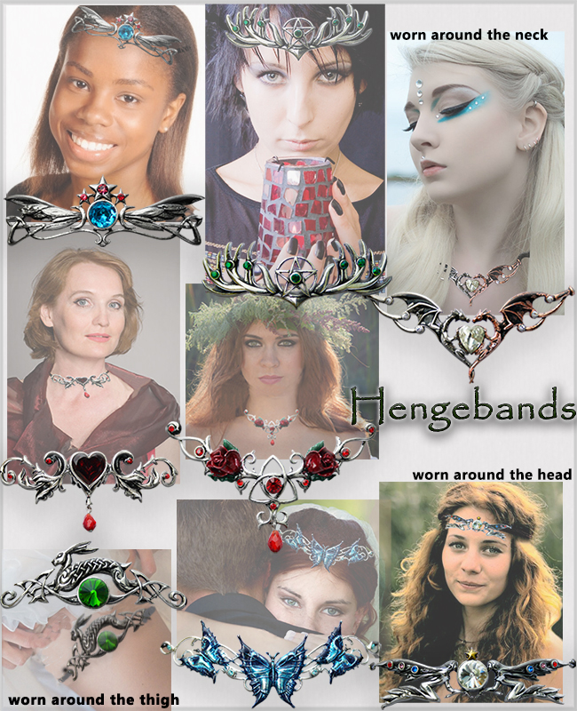 Hengebands by Briar & Anne Stokes
