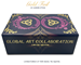 Global Art Collaboration Mystical Tarot Deck Self Published by 78 artists! - AT78M